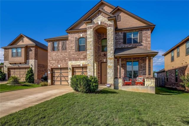 1160 Renaissance Trl, Round Rock, TX 78665 (#3444115) :: Watters International