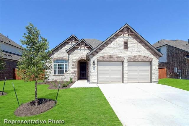 1 Gold Dust Trail, Leander, TX 78641 (#3447218) :: 10X Agent Real Estate Team