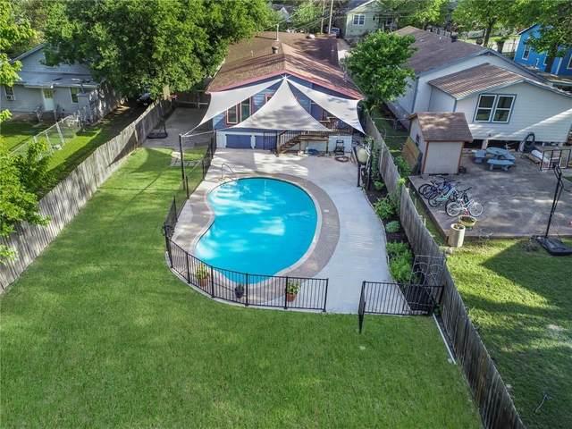 2814 E 22nd St, Austin, TX 78722 (#3449171) :: Papasan Real Estate Team @ Keller Williams Realty