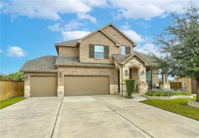 3308 Nunez Ct, Round Rock, TX 78665 (#3449287) :: Papasan Real Estate Team @ Keller Williams Realty