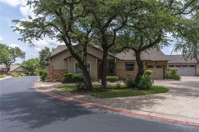 14501 Falcon Head Blvd #6, Bee Cave, TX 78738 (#3449335) :: Azuri Group   All City Real Estate
