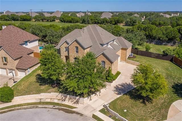 110 Empire Ct, Austin, TX 78737 (#3450017) :: Green City Realty