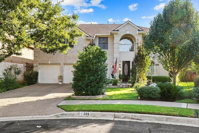 306 Chesapeake Bay Ln S, Austin, TX 78717 (#3451162) :: Papasan Real Estate Team @ Keller Williams Realty