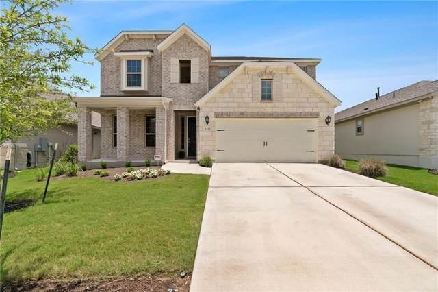 1232 Siena Sunset Rd, Leander, TX 78641 (#3456778) :: Papasan Real Estate Team @ Keller Williams Realty