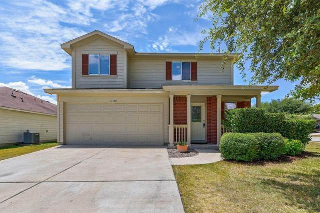 1529 Kenneys Way, Round Rock, TX 78665 (#3457035) :: Green City Realty