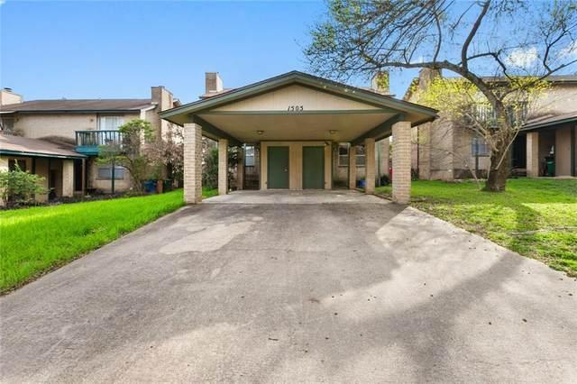 1505 Cinnamon Path, Austin, TX 78704 (#3460136) :: Papasan Real Estate Team @ Keller Williams Realty