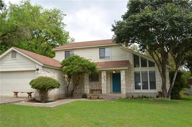 31 Brookhollow Dr, Wimberley, TX 78676 (#3460726) :: Papasan Real Estate Team @ Keller Williams Realty