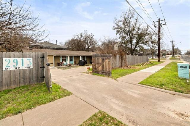 2913 E 51st St, Austin, TX 78723 (#3460849) :: Azuri Group   All City Real Estate