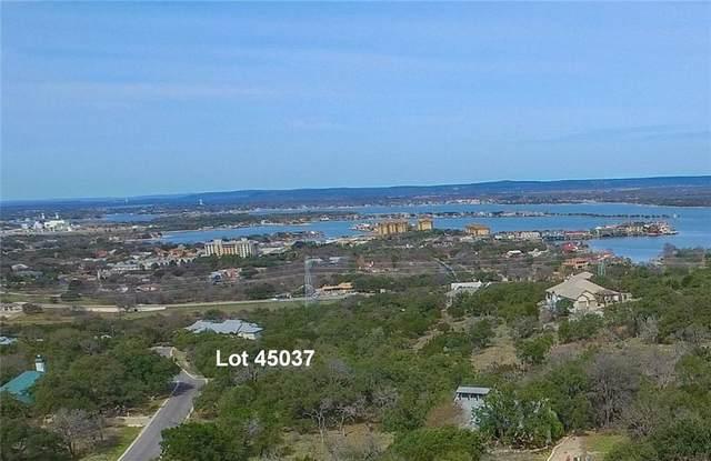 Lot 45037 Green Leaf, Horseshoe Bay, TX 78657 (#3461228) :: Zina & Co. Real Estate
