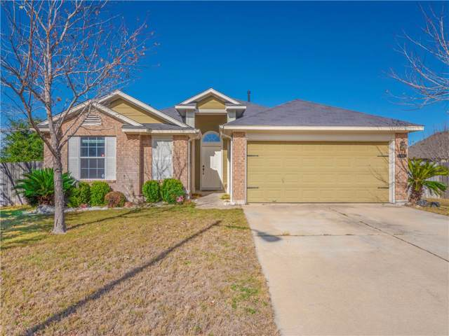 315 Lakemont Dr, Hutto, TX 78634 (#3462945) :: The Perry Henderson Group at Berkshire Hathaway Texas Realty