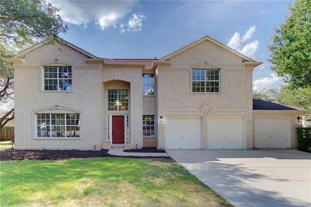 1207 Tremont Dr, Cedar Park, TX 78613 (#3463232) :: RE/MAX Capital City