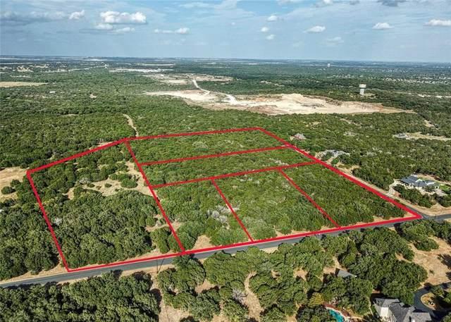 Lot 8b Wildwood Crossing Dr, Georgetown, TX 78633 (MLS #3464274) :: Brautigan Realty