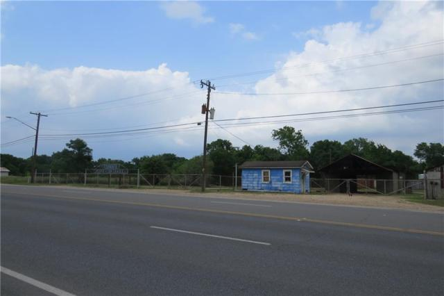 1615 E Pierce St, Luling, TX 78648 (MLS #3466529) :: Vista Real Estate