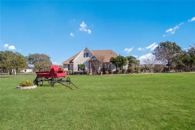 126 Juniper Ln, Boerne, TX 78006 (#3466655) :: Papasan Real Estate Team @ Keller Williams Realty