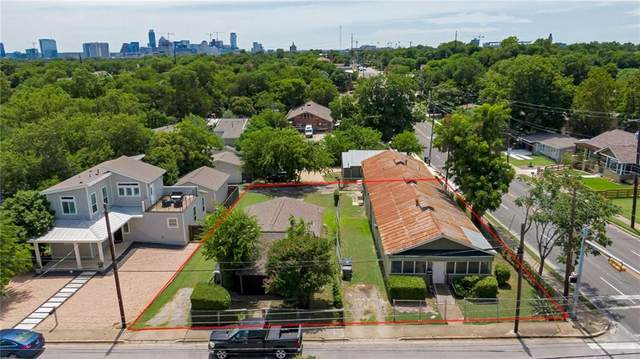 1814 Cedar Ave, Austin, TX 78702 (#3468082) :: The Summers Group
