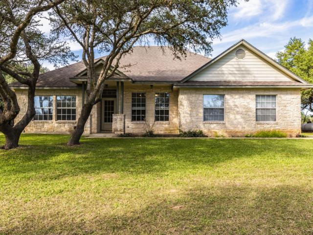 633 Blue Ridge Dr, Dripping Springs, TX 78620 (#3468301) :: The ZinaSells Group