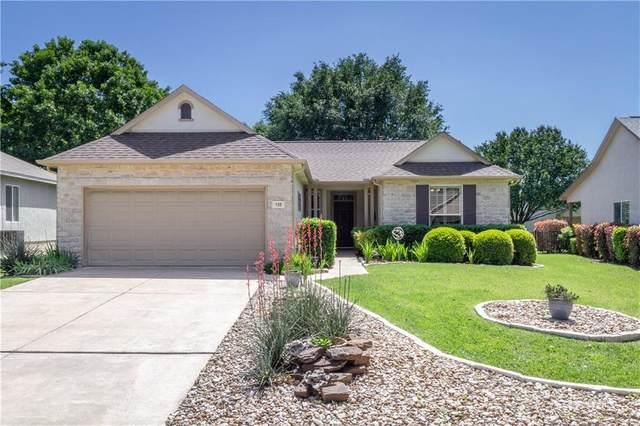 105 Montley Trl, Georgetown, TX 78633 (#3471613) :: Ben Kinney Real Estate Team