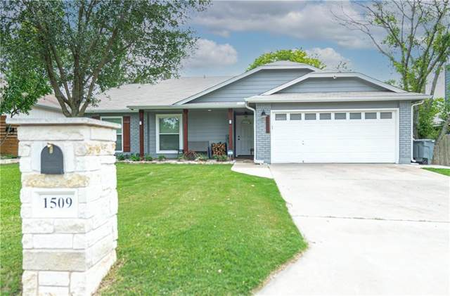 1509 Charolais Dr, Austin, TX 78758 (#3471971) :: The Perry Henderson Group at Berkshire Hathaway Texas Realty