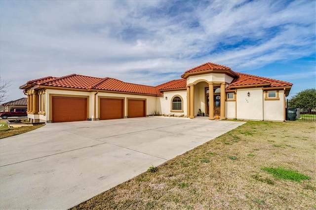 195 Peck St, Kyle, TX 78640 (#3473009) :: Realty Executives - Town & Country