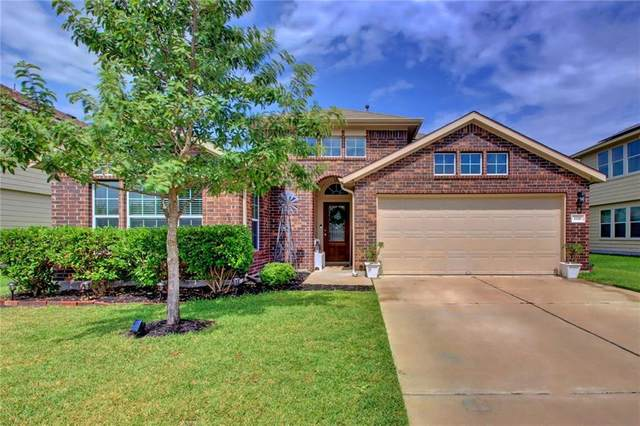 1118 Blewett Dr, Hutto, TX 78634 (#3475324) :: The Perry Henderson Group at Berkshire Hathaway Texas Realty