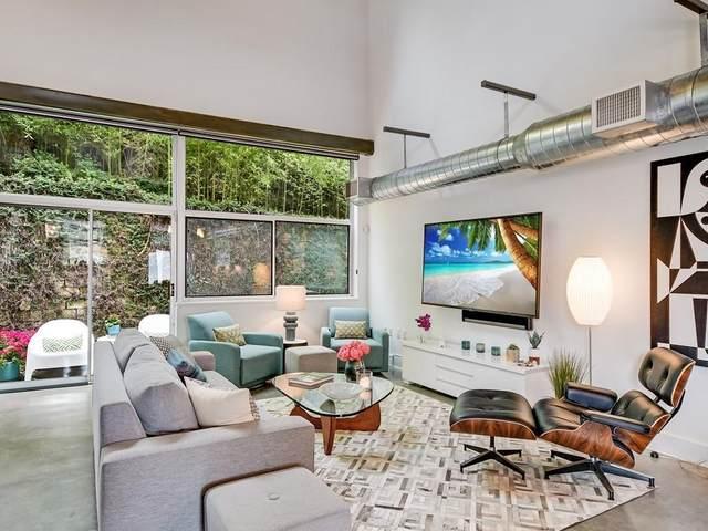 2205 N Lamar Blvd #411, Austin, TX 78705 (MLS #3476964) :: Vista Real Estate
