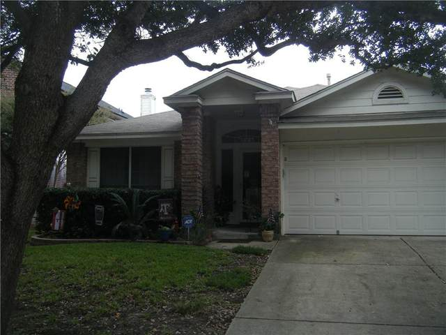 708 Johnny Bench, Round Rock, TX 78665 (#3479987) :: Green City Realty