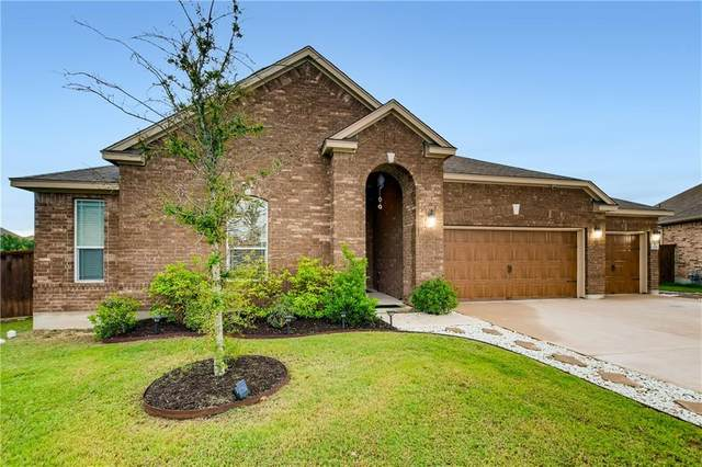 1228 Brenham Ln, Leander, TX 78641 (#3482593) :: Papasan Real Estate Team @ Keller Williams Realty