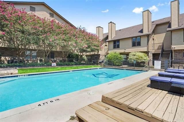 5608 Cougar Dr #219, Austin, TX 78745 (#3483466) :: Lauren McCoy with David Brodsky Properties