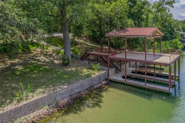 3105 Fritz Hughes Park Rd C, Austin, TX 78732 (#3483806) :: Papasan Real Estate Team @ Keller Williams Realty