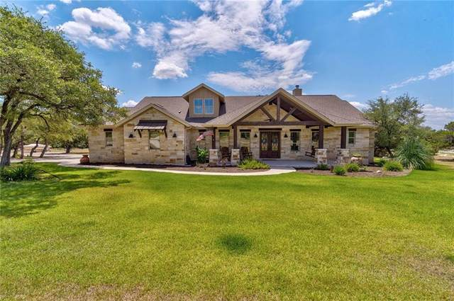 136 Black Hawk Ct, Dripping Springs, TX 78620 (#3484765) :: Lancashire Group at Keller Williams Realty