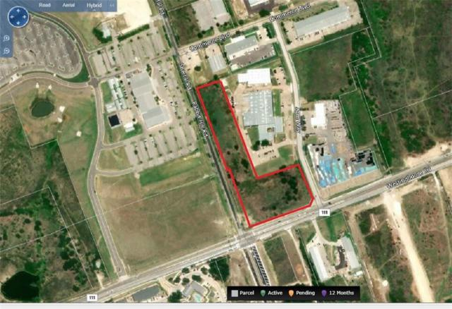6.5 Acres Westinghouse Rd, Georgetown, TX 78626 (#3485194) :: Ana Luxury Homes