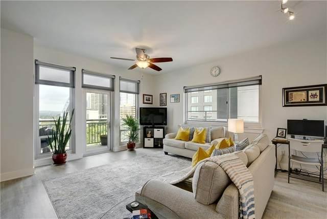 603 Davis St #904, Austin, TX 78701 (#3488005) :: Papasan Real Estate Team @ Keller Williams Realty