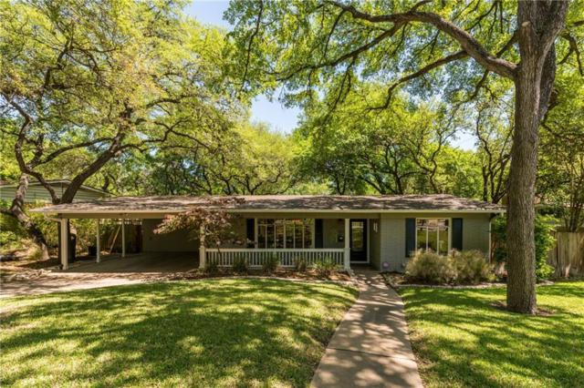 5705 Highland Hills Dr, Austin, TX 78731 (#3490615) :: Papasan Real Estate Team @ Keller Williams Realty
