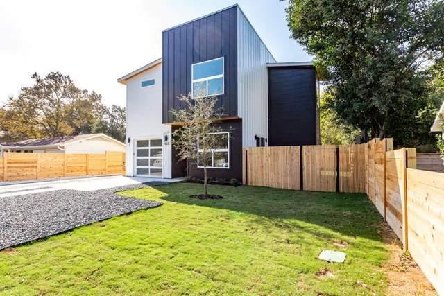 1605 Grayford Dr #1, Austin, TX 78704 (#3490722) :: Zina & Co. Real Estate