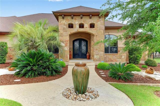 100 Sunset Rdg, Georgetown, TX 78633 (#3495498) :: The Summers Group
