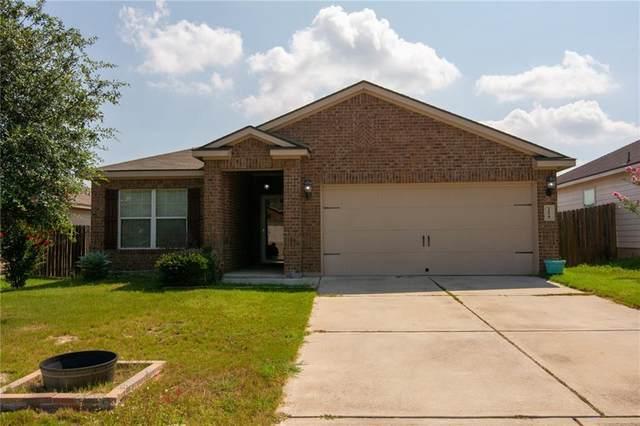 209 Sapphire Ln, Jarrell, TX 76537 (#3497216) :: Papasan Real Estate Team @ Keller Williams Realty