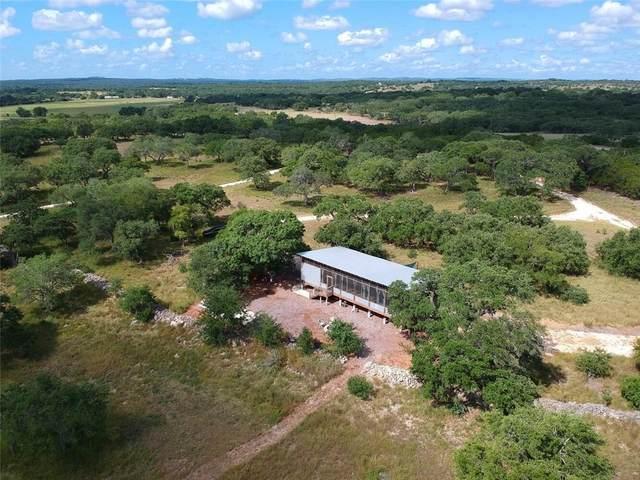 5177 Rr 165, Blanco, TX 78606 (#3497675) :: Ben Kinney Real Estate Team