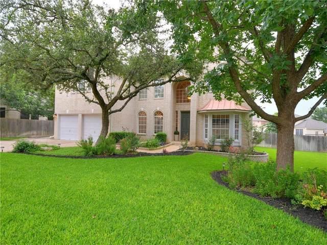 9540 Graceland Trl, Austin, TX 78717 (#3497840) :: Papasan Real Estate Team @ Keller Williams Realty