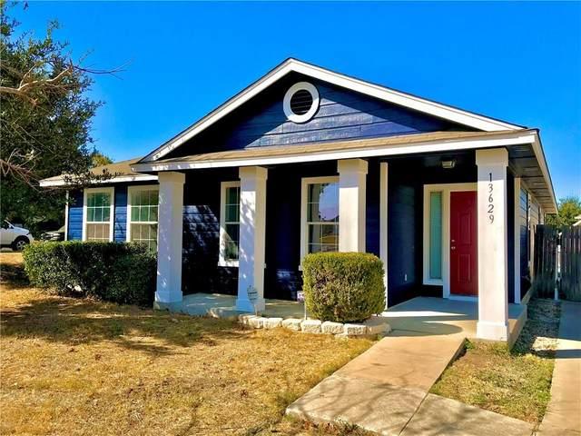 13629 Briarcreek Loop, Manor, TX 78653 (#3500853) :: Papasan Real Estate Team @ Keller Williams Realty