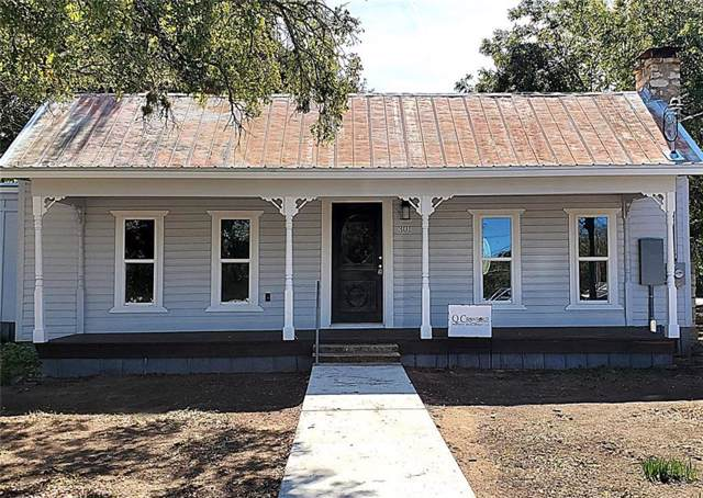 301 E Willow St, Burnet, TX 78611 (#3501942) :: Zina & Co. Real Estate