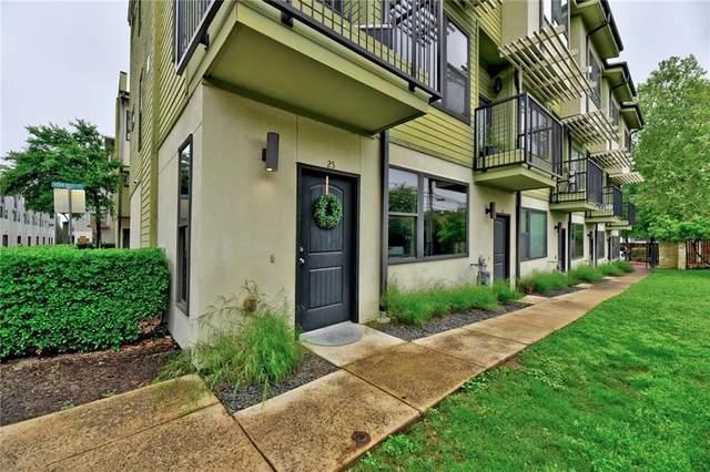 304 W Alpine Rd #25, Austin, TX 78704 (#3503647) :: Papasan Real Estate Team @ Keller Williams Realty