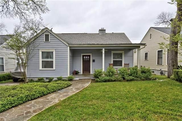 1612 Wethersfield Rd, Austin, TX 78703 (#3504945) :: Douglas Residential