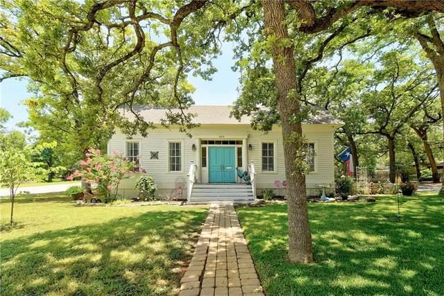 409 N Main St, Burnet, TX 78611 (#3505788) :: Papasan Real Estate Team @ Keller Williams Realty