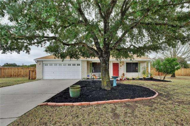 1437 Huntington Trl, Round Rock, TX 78664 (#3507447) :: The Smith Team