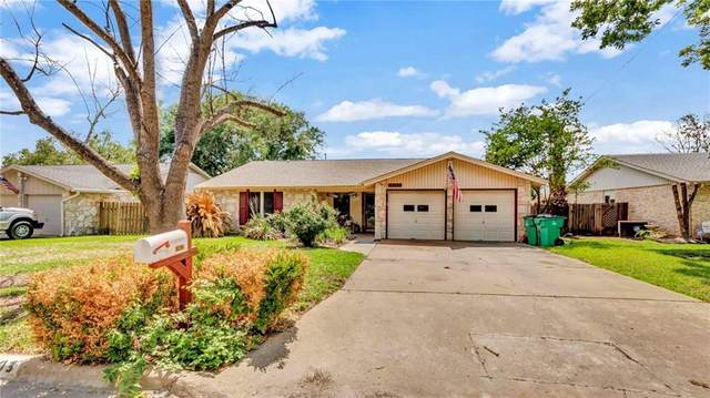 2503 Donna Dr, Taylor, TX 76574 (#3509311) :: The Summers Group