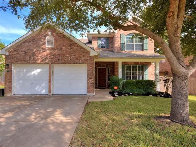 706 Coomes Pl, Cedar Park, TX 78613 (#3511225) :: R3 Marketing Group