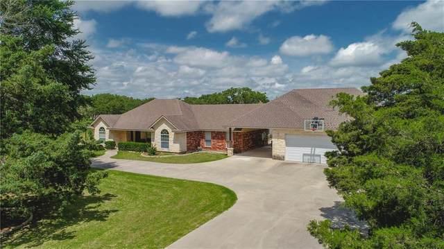 3861 Old Reliance Rd, Bryan, TX 77808 (#3511794) :: Papasan Real Estate Team @ Keller Williams Realty