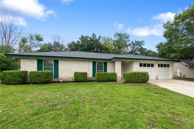 1904 Garden Villa Dr, Georgetown, TX 78628 (MLS #3513112) :: Brautigan Realty
