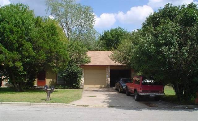 822 King Albert St, Austin, TX 78745 (#3515192) :: Lauren McCoy with David Brodsky Properties