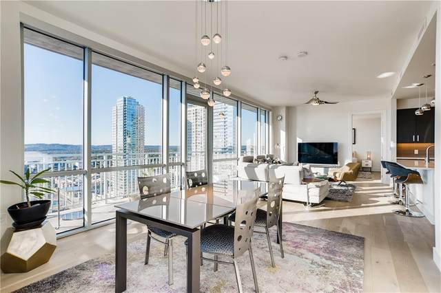222 West Ave #2402, Austin, TX 78701 (#3517603) :: The Perry Henderson Group at Berkshire Hathaway Texas Realty